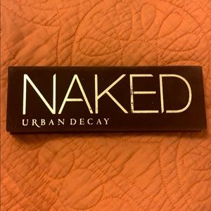 Naked Palette - barely used